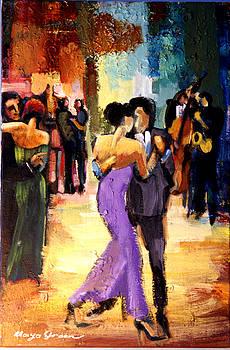 Tango  by Maya Green