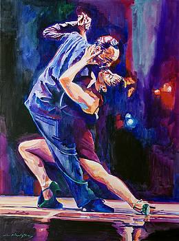 David Lloyd Glover - Tango Romantico