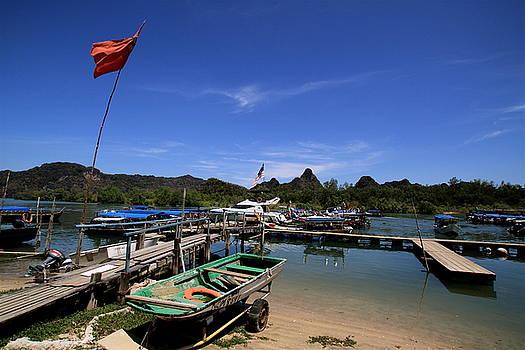 Tanjung Rhu Village by Faizal Riza Mohd Raf