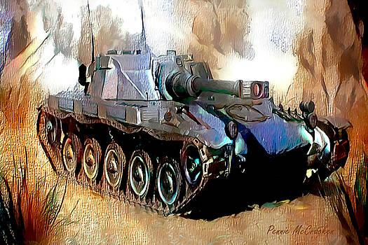 Tank by Pennie McCracken