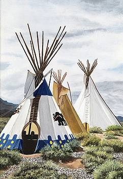 Taos by Mary Rogers