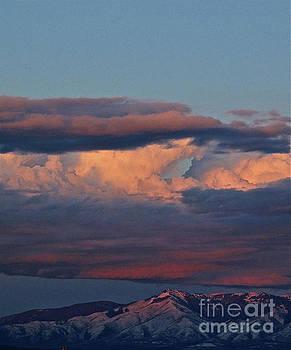Mary Kobet - Taos Mtn. Sky