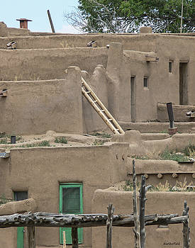 Allen Sheffield - Taos Pueblo Homes