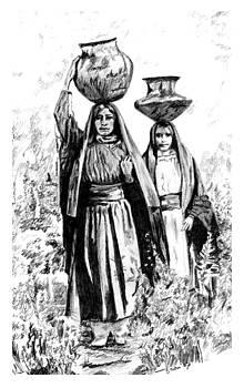 Toon De Zwart - Taos watergirls
