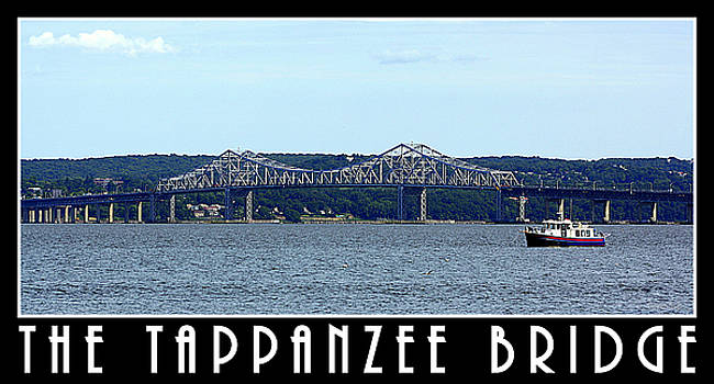 TappanZee Bridge Poster by Poster by Irene Czys