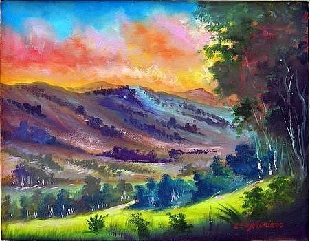 Tarde De Sol by Leomariano artist BRASIL