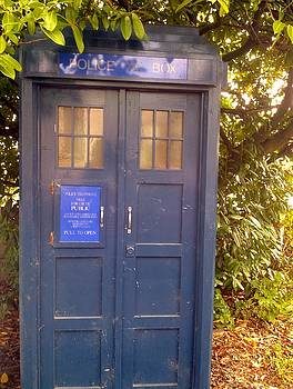 Julie Butterworth - Tardis
