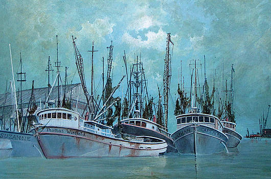 Jim Hubbard - Tarpon Springs
