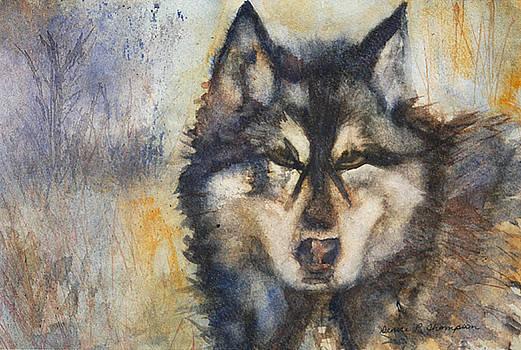 Tasha Wolf by Denice Palanuk Wilson