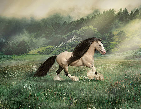Taskin, In The Green by Jamie Mammano