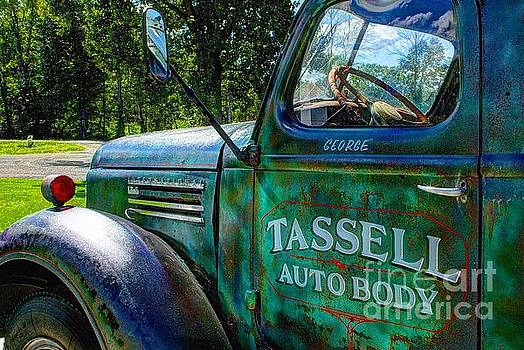 Tassell by Randy Pollard
