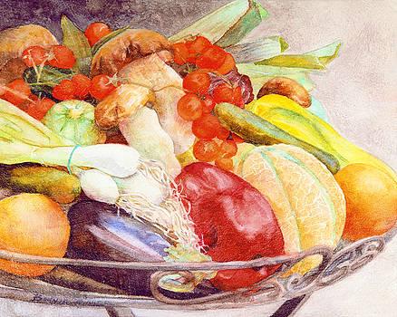 Tastes of Tuscany by Bonnie Rinier