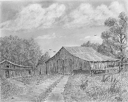 Tate County Barn by Barry Jones