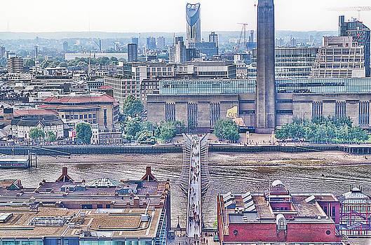 Sharon Popek - Tate Modern London