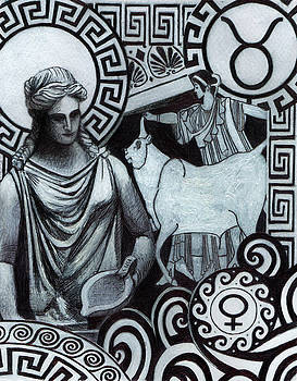 Taurus / Hestia by Stephen Humphries
