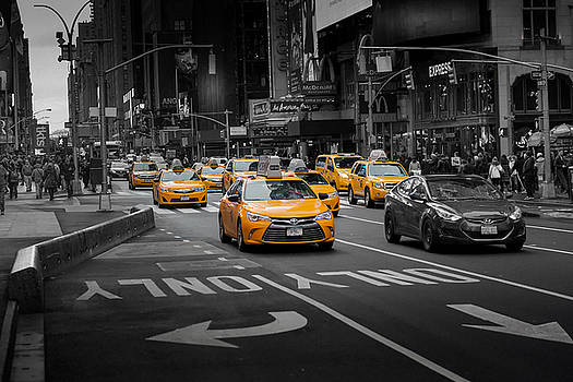 Taxi Please by Christopher Francis
