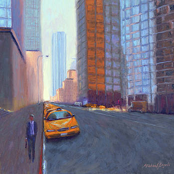 Taxis by Michael Besoli