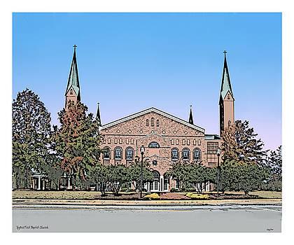 Greg Joens - Taylors First Baptist Church