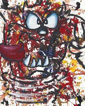 Taz Explosion by Davis Elliott