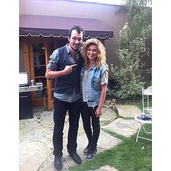 #tbt To 2013 With @torikelly I Played by Dustin Belt