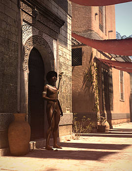 Tchanuns beloved Morocco by Marlon Baker