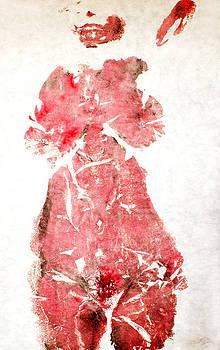 Te miro y tiemblo by Yolanda Vela