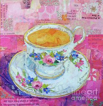 Tea at Grandma's by Patricia Henderson