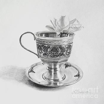 Tea cup II by Anna Starkova