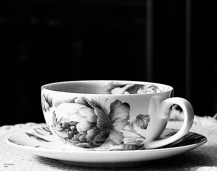 Tea Cup by John Fink Jr