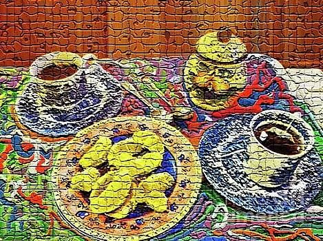 Tea for Two by Jeannie Allerton