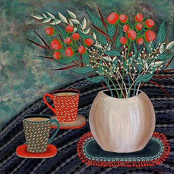 Tea for Two by Lisa Frances Judd