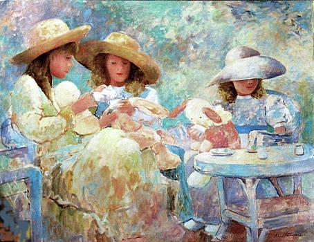 Tea Party by Anne Lattimore