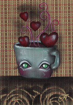 Tea Time by Abril Andrade Griffith
