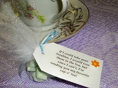 Tea Time by Anita Parker