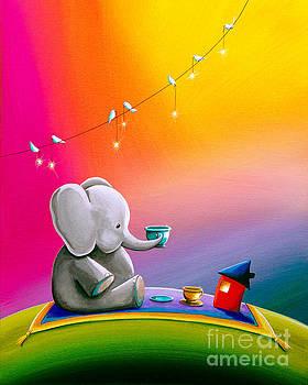 Tea Time by Cindy Thornton