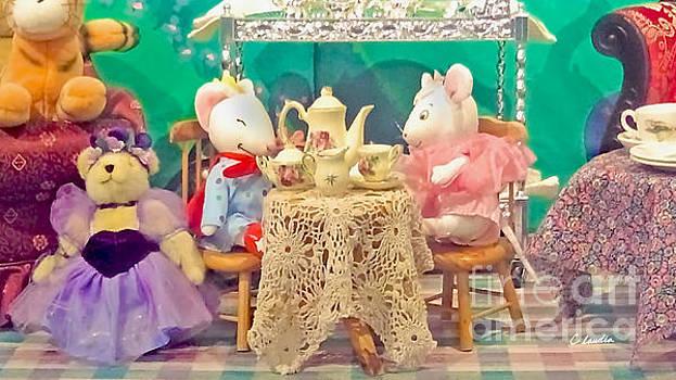 Tea Time by Claudia Ellis