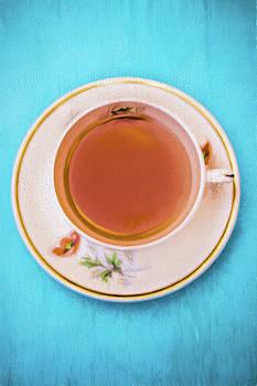 Tea Time by Elly De vries