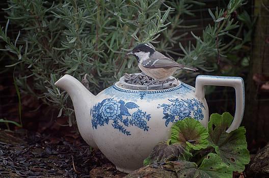 Tea Time in the Garden by Suesy Fulton