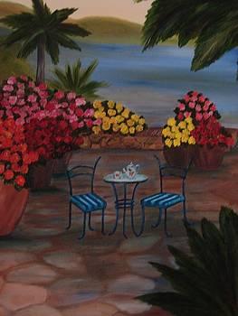 Tea Time by Shiana Canatella
