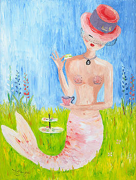 Tea Time by Theresa LaBrecque