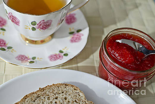 Tea with Bread and Jam  by Maria Janicki