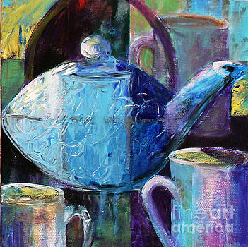 Tea With Friends by Priti Lathia