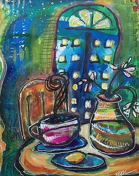 Tea with Lemon by Mary Conner