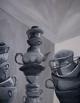 Teacup Dream by Kellie Hogben