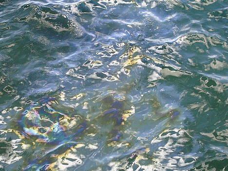 Tears from the USS Arizona by David Breidenbach