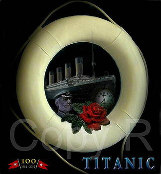 Tears in the water-poster by Marko Lulic