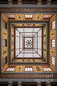 Teatro Juarez Skylight by Inge Johnsson