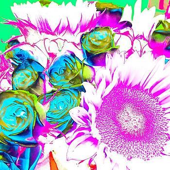 Onedayoneimage Photography - Technicolor Bouquet