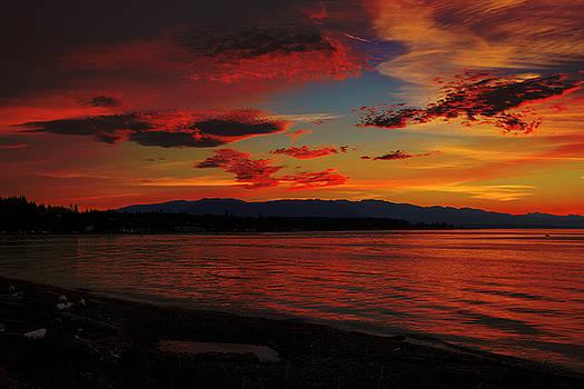 Randy Hall - Technicolour Sky
