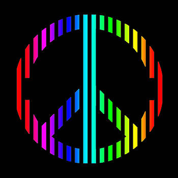 Techno Peace and Love by Jorge Gomez